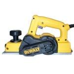 Plaina elétrica 550 watts 220V com profundidade de corte de 1 mm - D26676-B2 - Dewalt