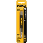 "Extensão magnética 6"" para soquete encaixe 1/4"" DW2055 Dewalt"