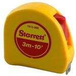 Trena com fita de aço de 3 metros com trava - Starrett