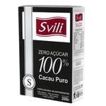 100% Cacau Puro Zero Açúcar 200g
