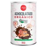 Achocolatado Orgânico Zero Açúcar 200g