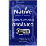 Açúcar Demerara Orgânico 200 sachês x 5g