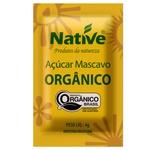 Açúcar Mascavo Orgânico 250 sachês x 4g