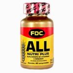 All Nutri Plus 80 comprimidos