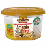 Amendo Power Integral com Açúcar de Coco 200g
