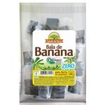 Bala de Banana Orgânica Zero 100g