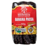 Banana Passa Orgânica 100g