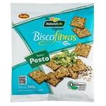 Biscofibras Orgânico Sabor Pesto 100g