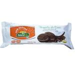 Biscoito de Coco com Cobertura de Chocolate Meio Amargo 140g
