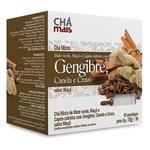 Chá Misto de Gengibre, Canela e Cravo Sachê 10 x 1,5g