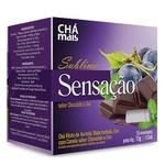 Chá Misto Sublime Sensação Chocolate / Uva Sachês 10x1,5g