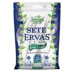 Sete Ervas Chá Misto de Ervas e Frutas 120g