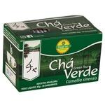 Chá Verde Sachê 20un x 2g