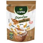 Chips de Coco Orgânico Vegano com Açúcar de Coco 60g