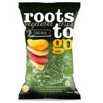 Chips de Mandioca e Batata Doce Original 100g