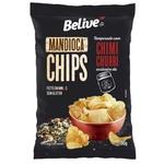 Chips de Mandioca Sabor Chimichurri 50g