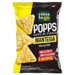 Chips de Pipoca Manteiga 100g