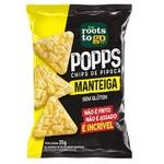 Chips de Pipoca Manteiga 35g