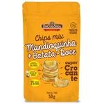 Chips de Mandioquinha e Batata Doce 50g