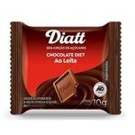 Chocolate Diet ao Leite Display 15x10g