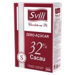 Chocolate em Pó Zero Açúcar 32% Cacau 200g