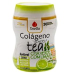Colágeno Powder Tea Chá Verde Limão Zero 150g