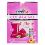 Colágeno Sabor Cranberry Display 12x6g
