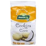 Cookies Integrais Sabor Coco 180g