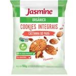 Cookies Integrais Castanha do Pará Orgânico 150g