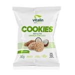 Cookies Linhaça com Coco Display 12x30g