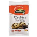 Cookies Sabor Baunilha com Gotas de Chocolate 180g