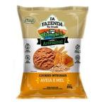 Da Fazenda Cookie Integral Aveia e Mel 100g