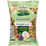 Granola Integral Com Frutas Zero 230g