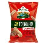 Da Fazenda Mini Snack Polvilho Sabor Churrasco Display 12x50g