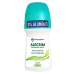 Desodorante Roll on Alecrim Sem Alumínio 50ml