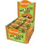 Doce de Leite com Coco Zero Adição de Açúcares Display 24 x 25g