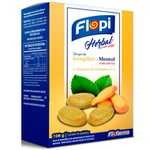Drops Gengibre e Mentol Com Vitamina C 108g