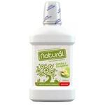Enxaguante Bucal Natural com Extratos Orgânicos Limão e Gengibre 250ml