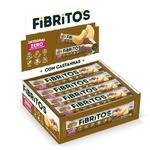 Fibritos Castanhas Integrais Zero Vegano Display 15x25g