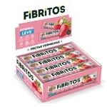 Fibritos Frutas Vermelhas Integral Leve Vegano Display 15x25g