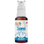 Florais Natural Flowers Kids Sem Álcool Sono Spray 30ml