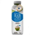 Água de Coco em Pó Energy Cafeína/Taurina Vegana 18g