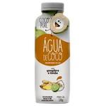 Água de Coco em Pó Gengibre/Limão Vegana 18g