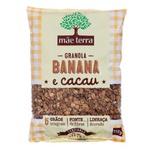 Granola Caseira Banana E Cacau 250g