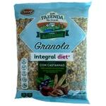 Granola Com Castanhas Diet/Zero 500g