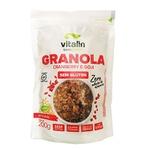 Granola Cranberry e Goji Integral 200g