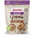 Granola Castanha e Cacau Sem Glúten Vegan 250g