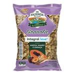 Granola Integral Leve Ameixa, Mamão e Linhaça 1kg