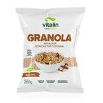 Granola Sem Glúten Quinoa e Castanhas 200g