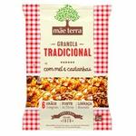 Granola Tradicional Mel e Castanhas 1kg